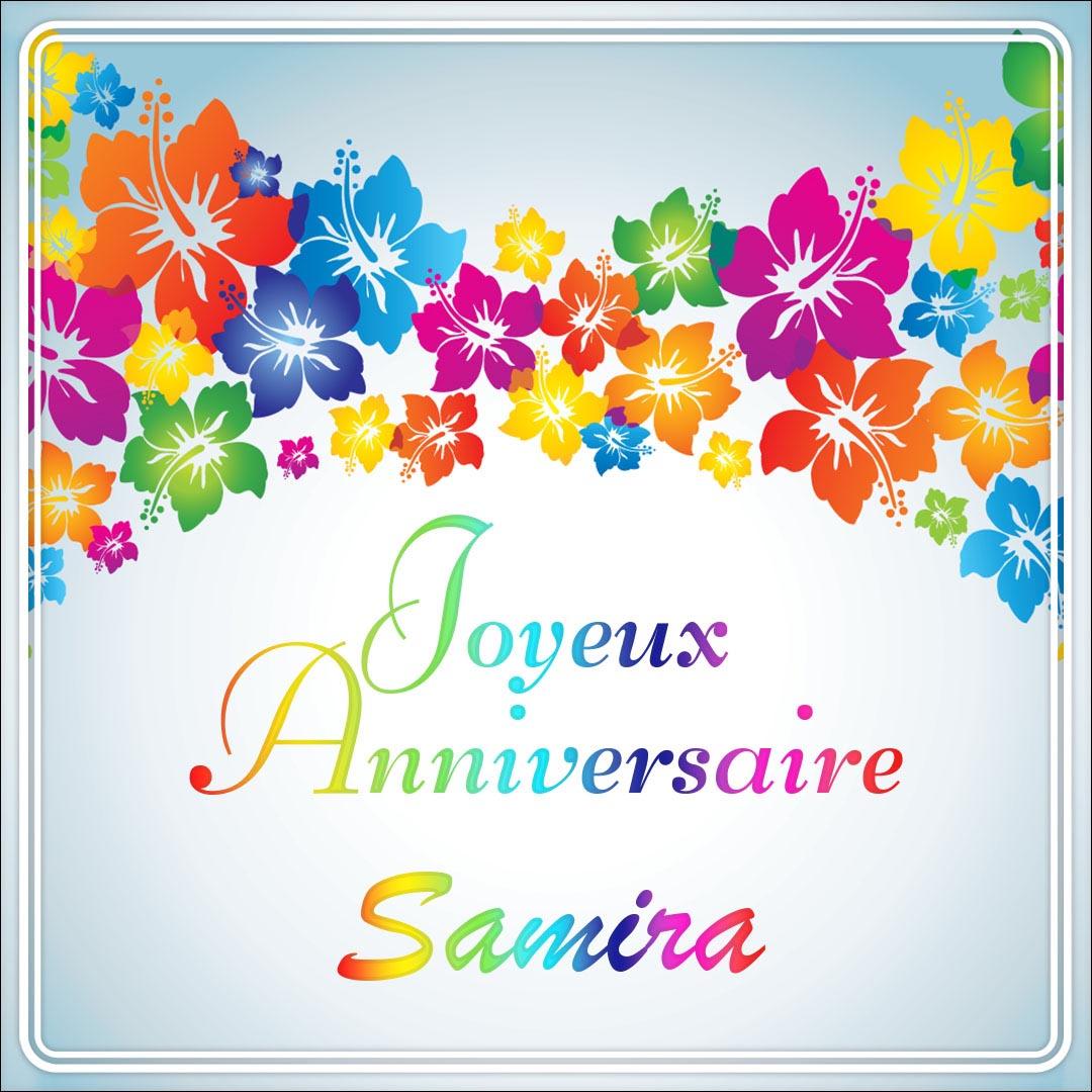 15+ Joyeux Anniversaire Samira